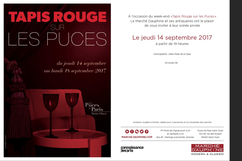 Super Le week end Tapis Rouge sur les Puces - Birch Bark Furniture France ® US98