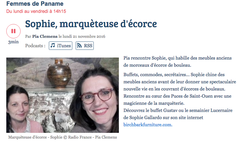 Reportage France Bleu